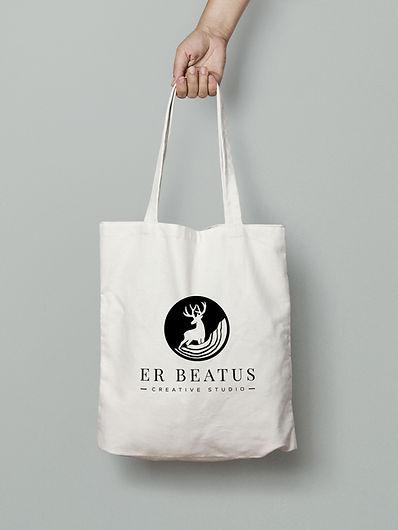 Canvas Tote Bag MockUp ERB logo.jpg