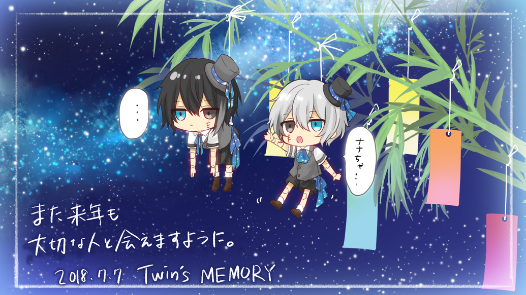 Twin's MEMORY