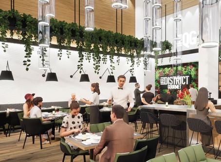 Le District Gourmet: nouvelle halle gastronomique à Québec