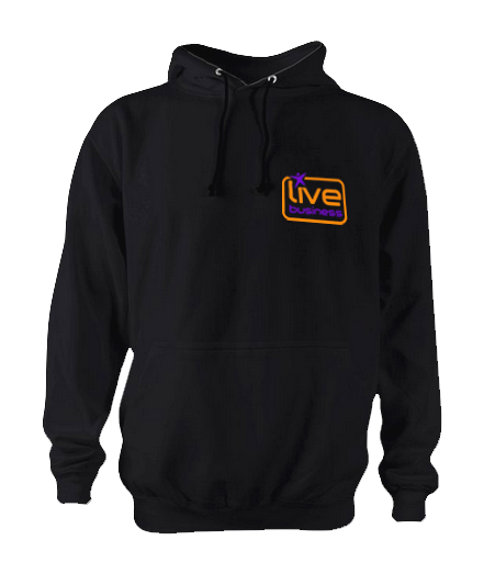 Live Business Hoody