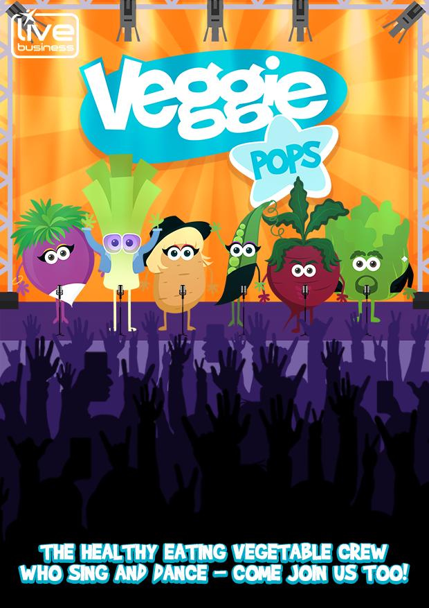 THE VEGGIEPOPS