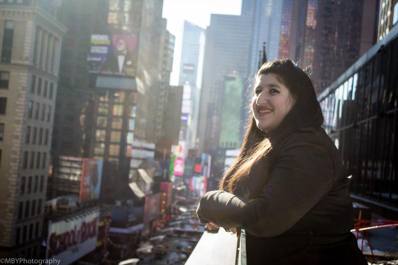 Hanging around NYC!