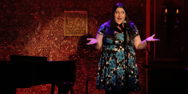 """Now You Know"" at 54 Below"