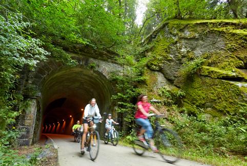 Wiltz-Bastogne bycicle route