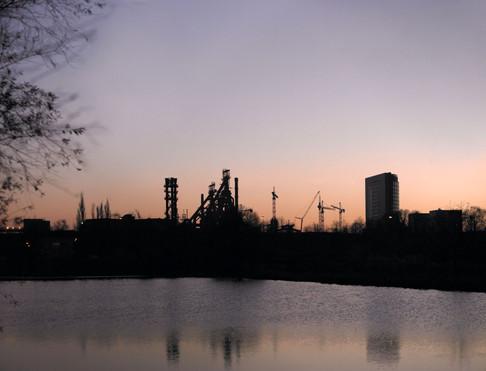 Esch Belval silhouette