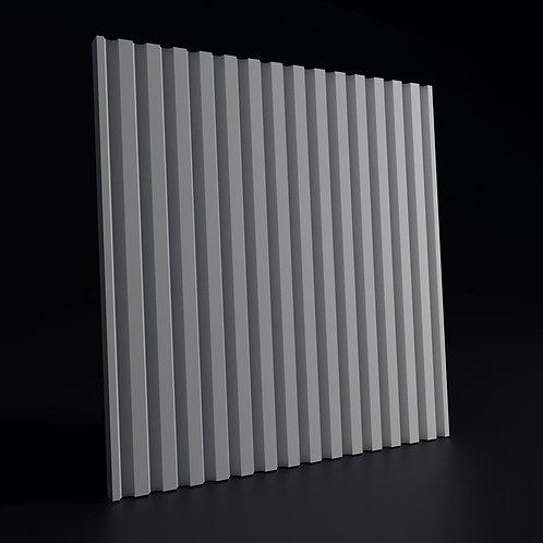 3D ПАНЕЛЬ «РЕЙКА», 50*48см