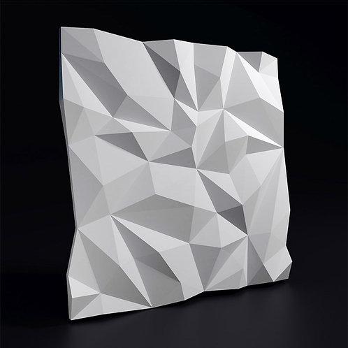 3D панель Рельефные Скалы