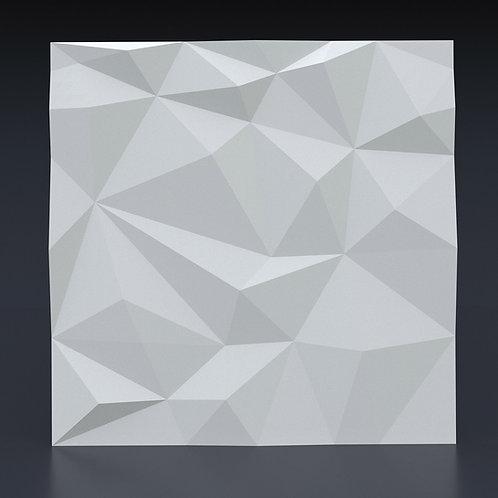 3D ПАНЕЛЬ «ОРИГАМИ», 600*600мм