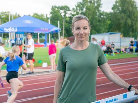 Spordiliidu uus peasekretär on Kadri Viigipuu-Joorits