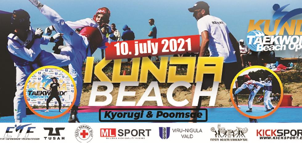 Kunda Taekwondo BEACH Open