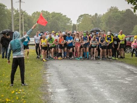 30. Kunda linna jooks avab Lääne-Virumaa jooksusarja uue hooaja