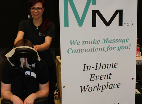 What is Workplace Massage?