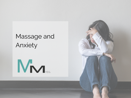 Massage And Anxiety