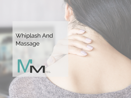 Whiplash And Massage