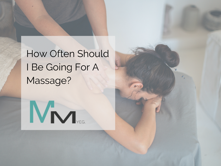 How Often Should I Be Going For A Massage?
