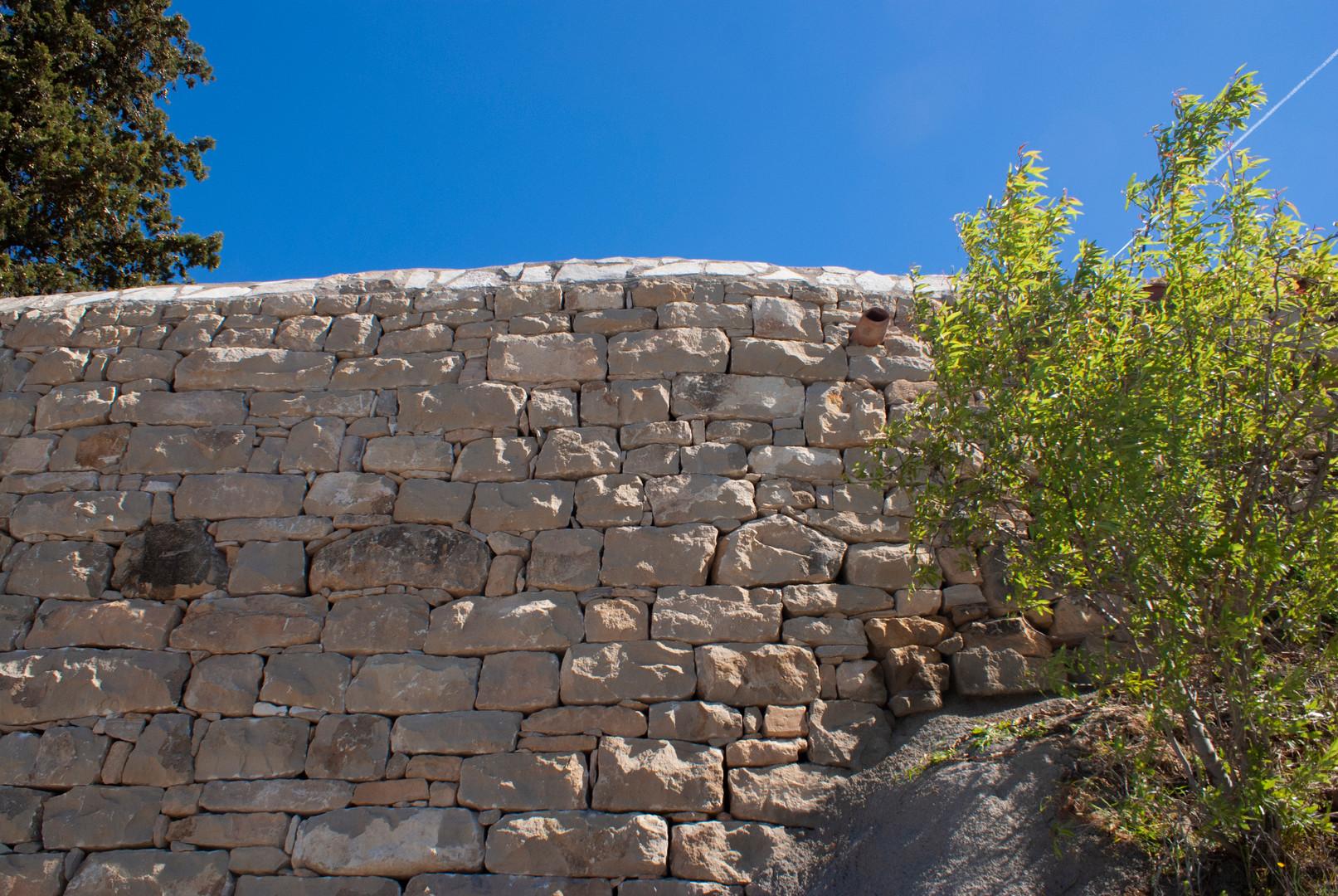 Marge de pedra seca