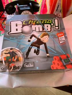 jeu chrono bomb!