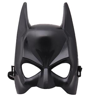 demi-masque batman