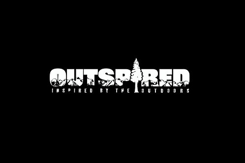 Outspired Decal