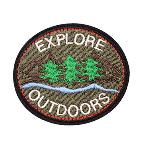 Outspired Patch