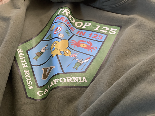 Troop Sweater