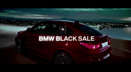 BMW. Black Sale