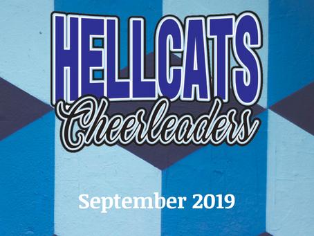 September 2019 - Squads, Shoes and Season 7 (Weybridge Edition)