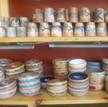 Ceramic textile