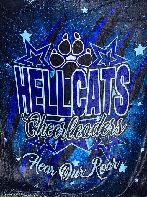 Hellcats Blankets