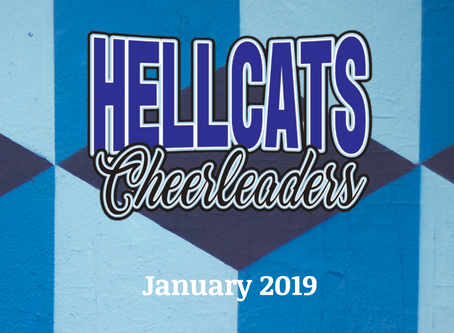 January Newsletter - Camps, Clinics and Comp Weekend!