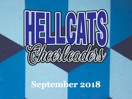 September Newsletter: Teams, Trainers and Tumbling!