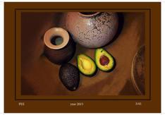 Avocado and Port