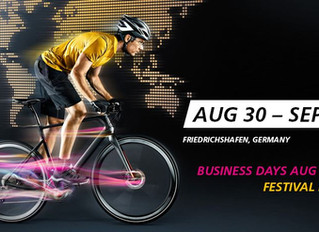 EUROBIKE 2017 FROM AUG 30