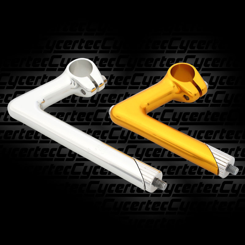 FIXED STEM GOLD SILVER