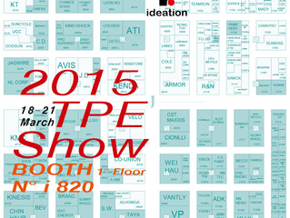 2015 Taipei Cycle Show!