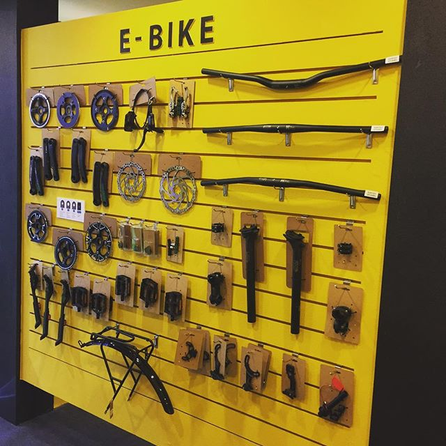 #ebike #components _#ideation booth at i