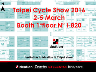 TAIPEI CYCLE 2016