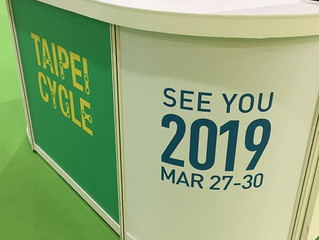 TAIPEI CYCLE 2019 FROM MAR. 27