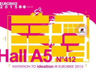 EUROBIKE 2015 (26-29 AUG.)