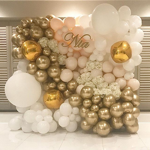 Luxe Balloon Wall - Surrey and London
