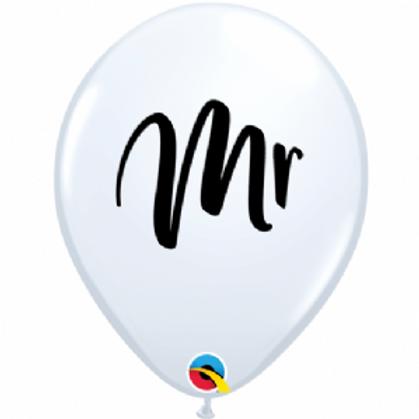"MR - 11"" Latex Balloons"