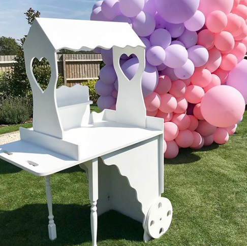 Sweet Little Sweet Cart For Hire