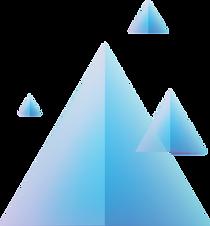 Triángulo abstracto