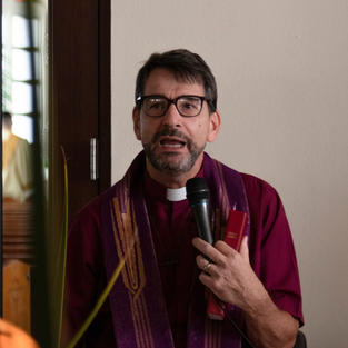 Pastor Marc Miller