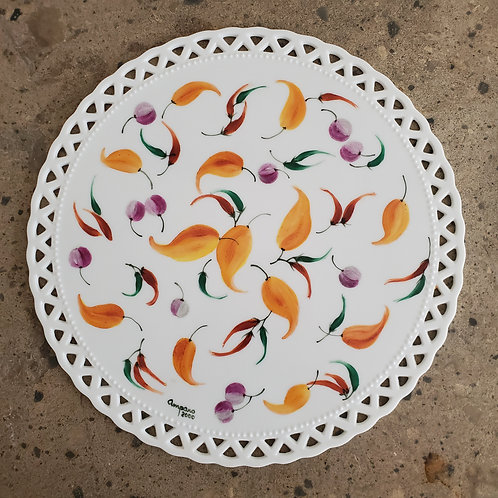 Item #2 - Plate by Amparo