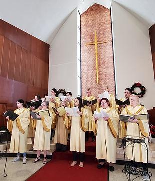 choir ucsj