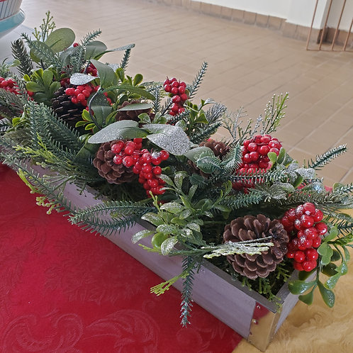 Item #26 - Christmas table decoration