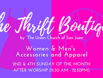 [RE-OPENING] The Thrift Boutique