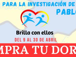 I CARRERA INVESTIGACION CANCER INFANTIL PABLO Y BELTRÁN