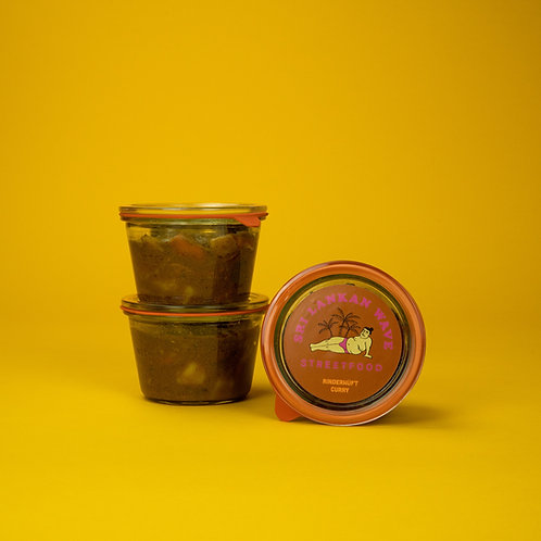 Rinderhüft Curry